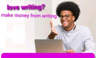 Write with bandsng